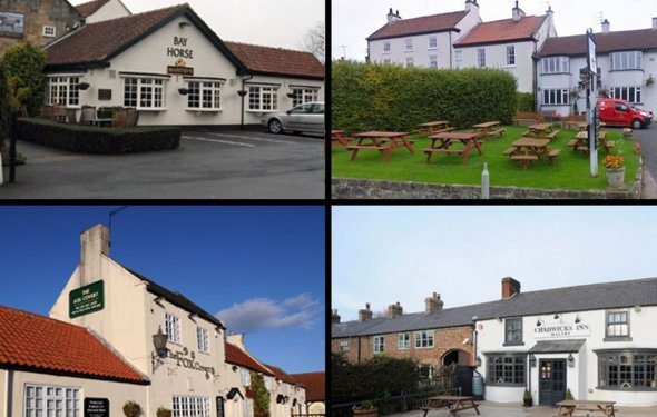 10 cosy country-style pubs to