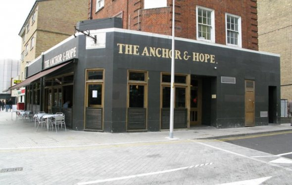 Anchor & Hope, Waterloo