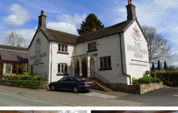 HUNGRY HOSS: The Duncombe Arms