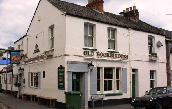 The Old Bookbinders Arms