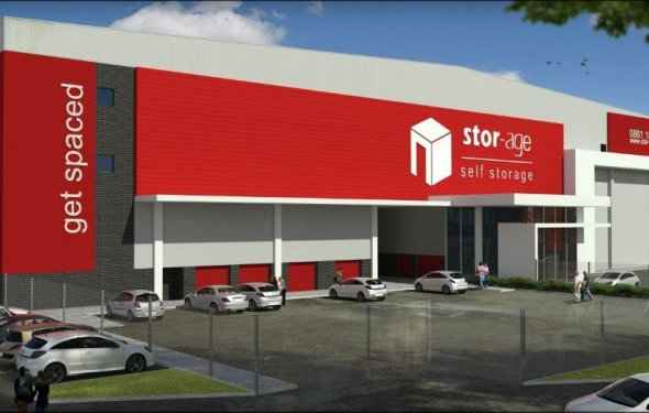 Stor-Age Self Storage Somerset