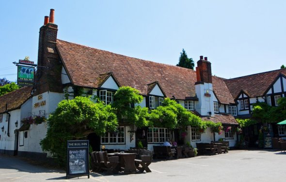"""One of the best pubs with"