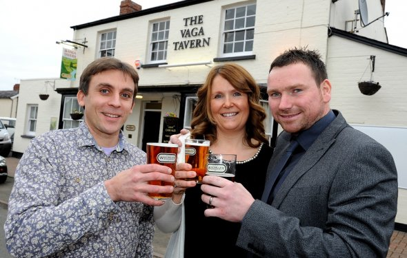 Wye Valley Brewery revives a