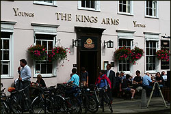 King's Arms, Oxford