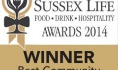 Sussex Life award | The Bell in Ticehurst