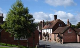 The Griffin, Fletching, western Sussex
