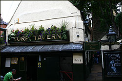 The Turf Tavern, Oxford