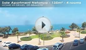 A luxury 4 room apartment in Central Netanya