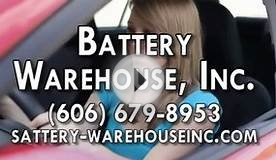 Car Battery Store, Deep Cycle Batteries in Somerset KY 42503