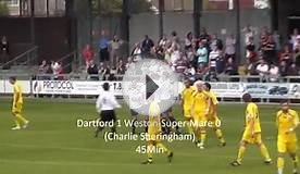 Dartford v Weston-Super-Mare