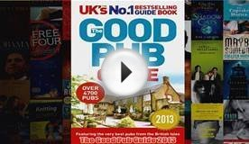 Download PDF The Good Pub Guide 2012 FULL FREE
