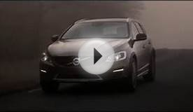 Pub TV du break Volvo V60 Cross Country