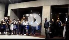 Real Madrid Players - Hotel Mirasierra 06/11/2012